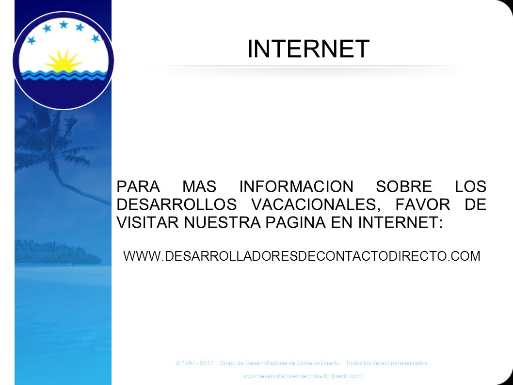 www.desarrolladores de contacto directo.com