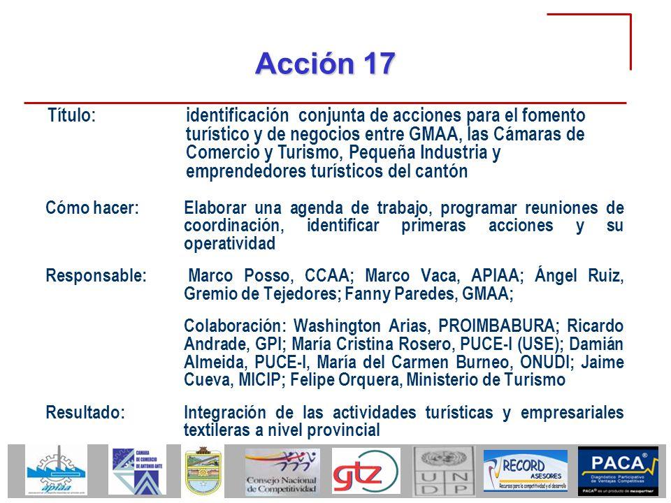 Acción 17