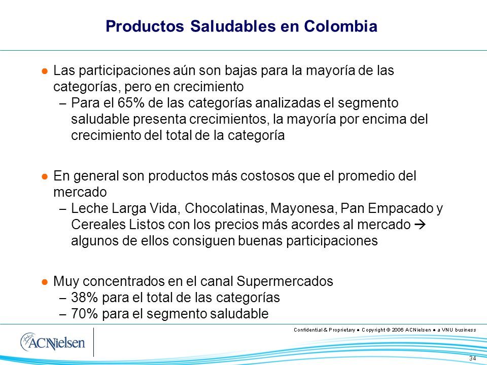 Productos Saludables en Colombia