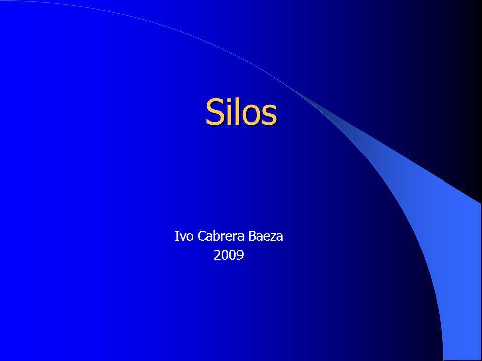 Silos Ivo Cabrera Baeza 2009