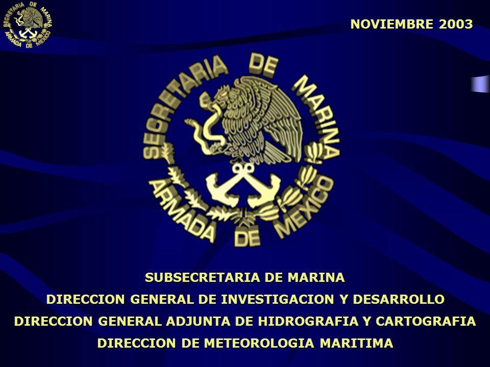 SUBSECRETARIA DE MARINA