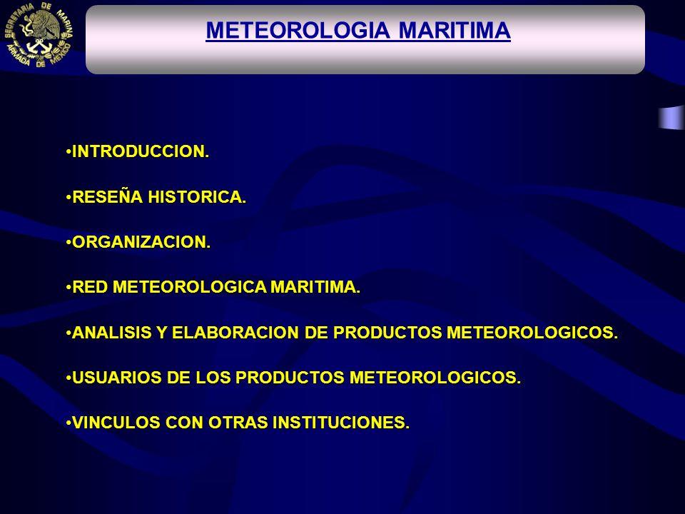 METEOROLOGIA MARITIMA
