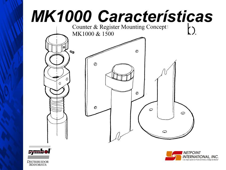 MK1000 Características