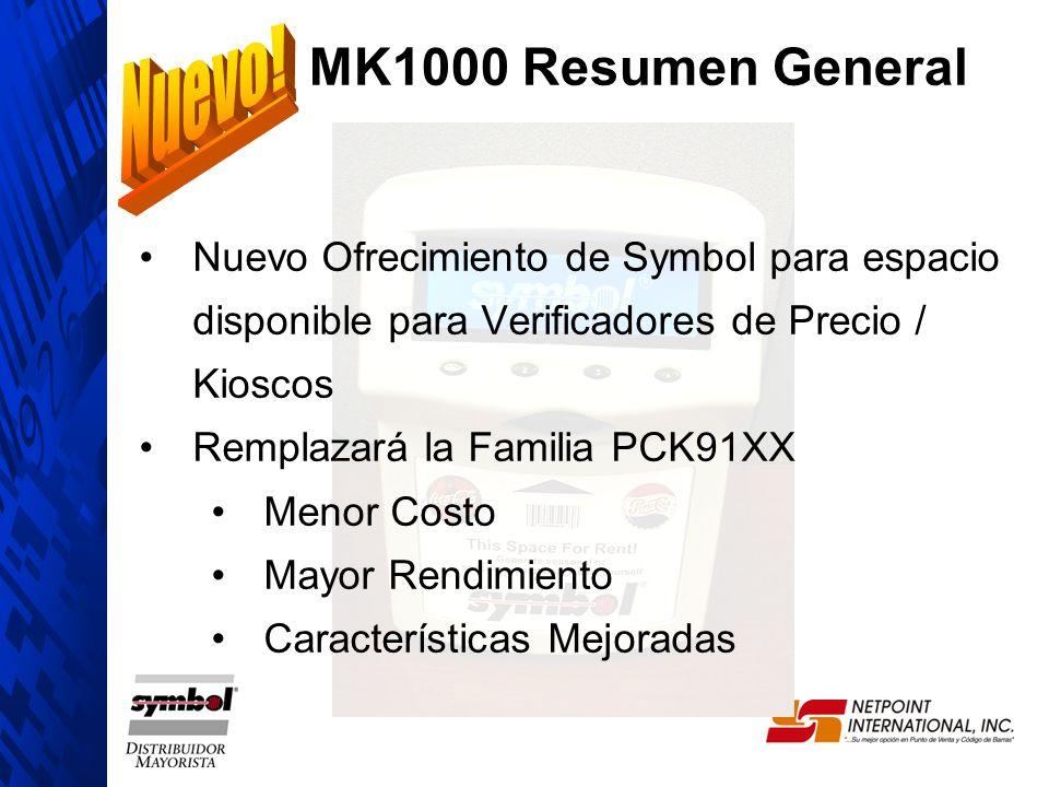 Nuevo! MK1000 Resumen General
