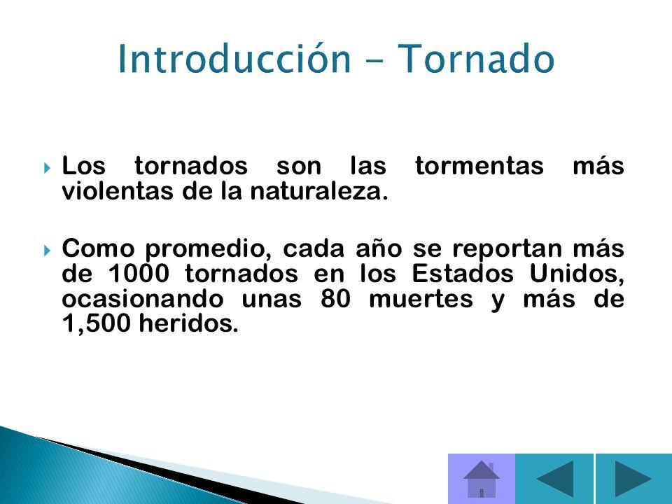 Introducción - Tornado