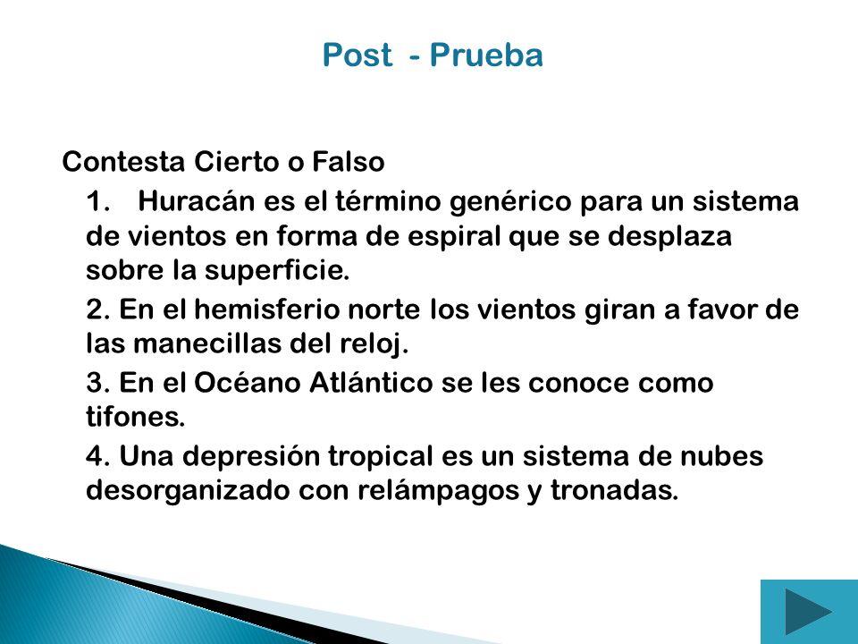 Post - Prueba