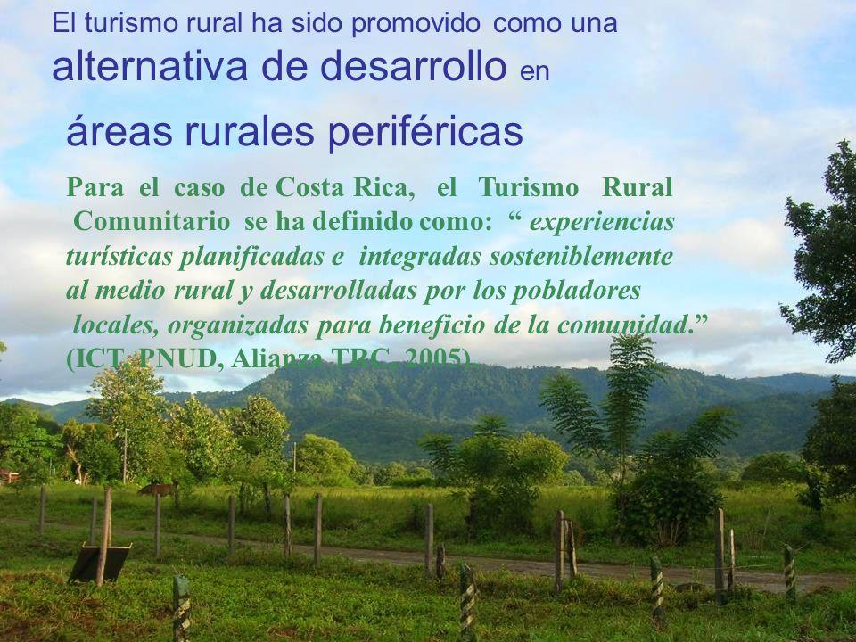 áreas rurales periféricas
