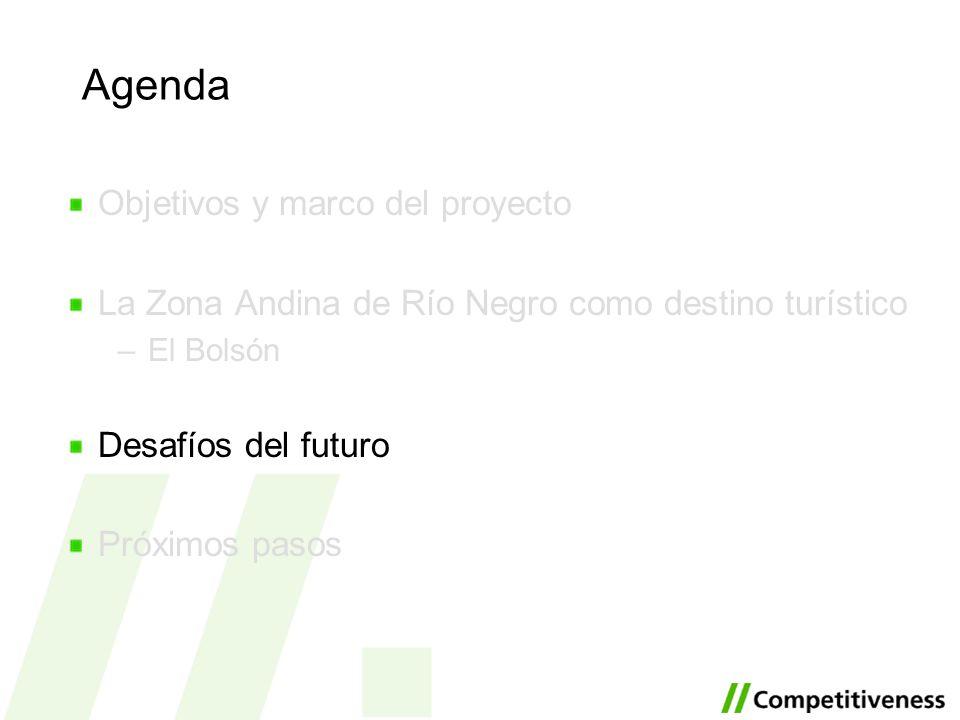 Agenda Objetivos y marco del proyecto