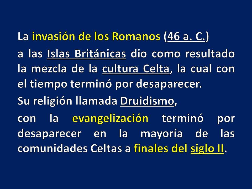 La invasión de los Romanos (46 a. C.)