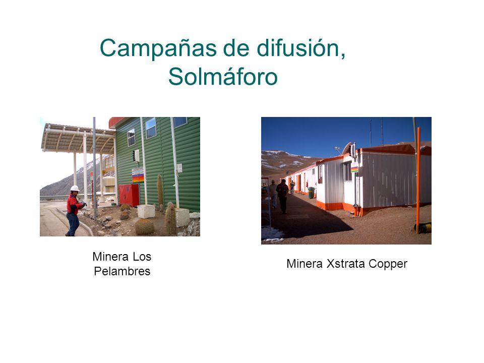 Campañas de difusión, Solmáforo
