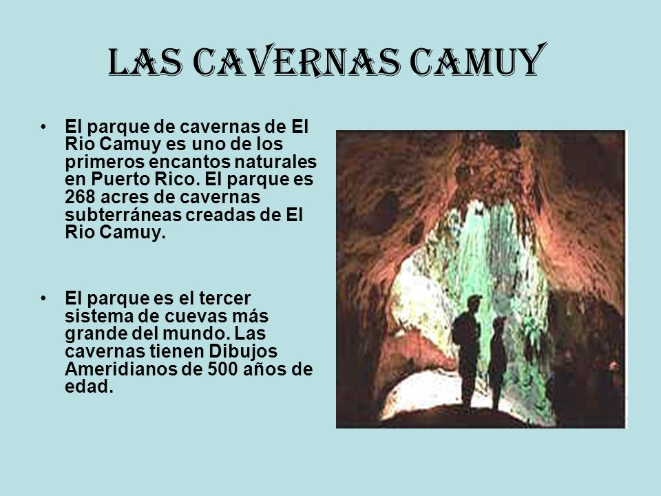 Las Cavernas Camuy