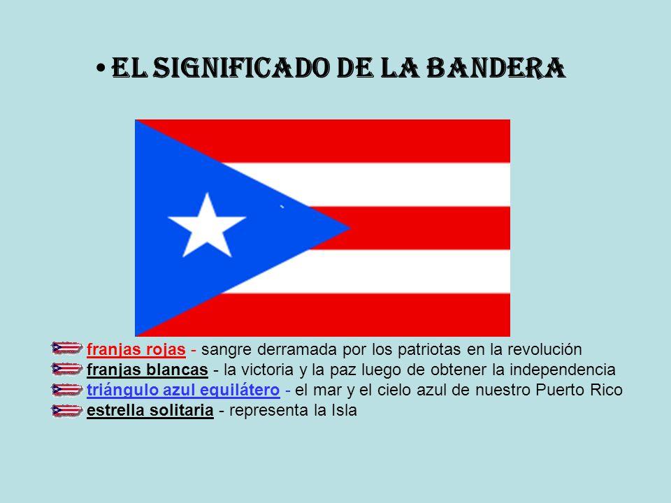 El Significado de la Bandera