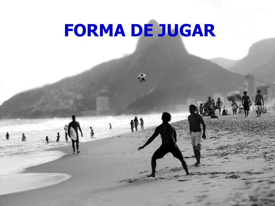 FORMA DE JUGAR
