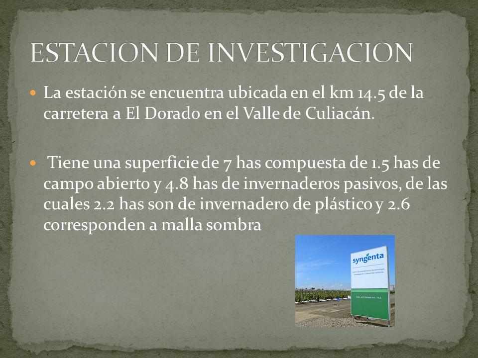 ESTACION DE INVESTIGACION