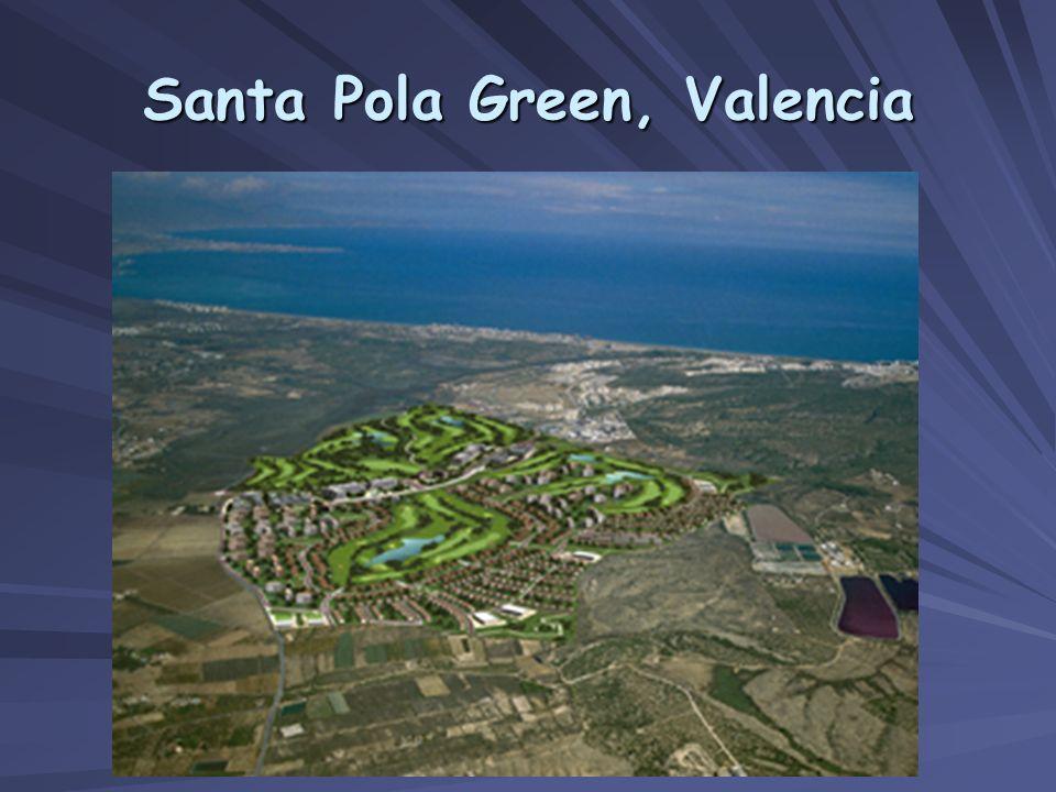 Santa Pola Green, Valencia
