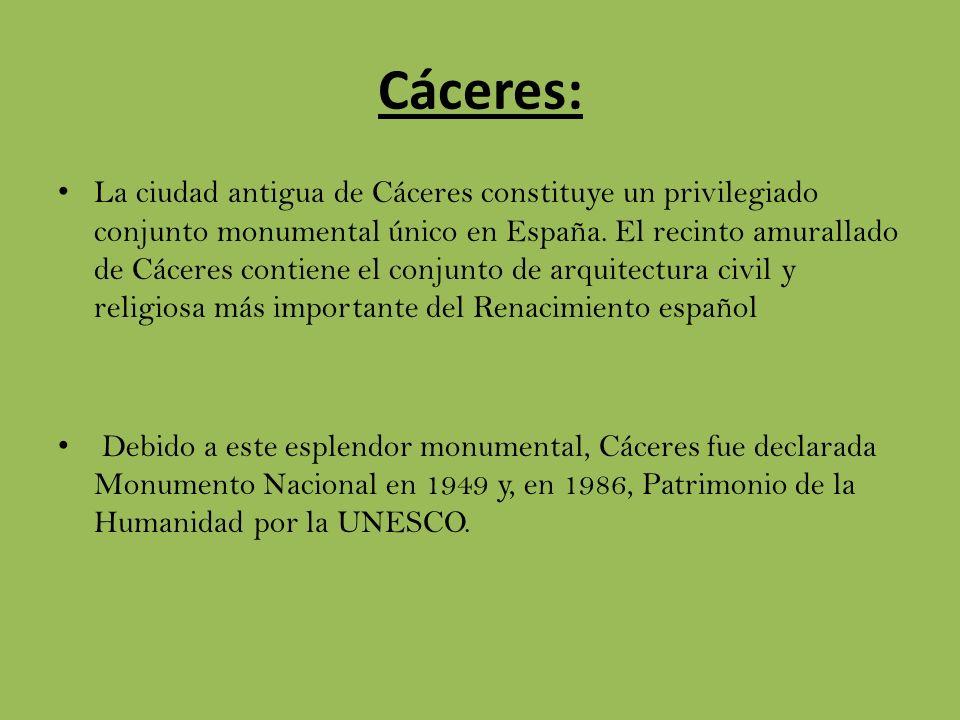 Cáceres: