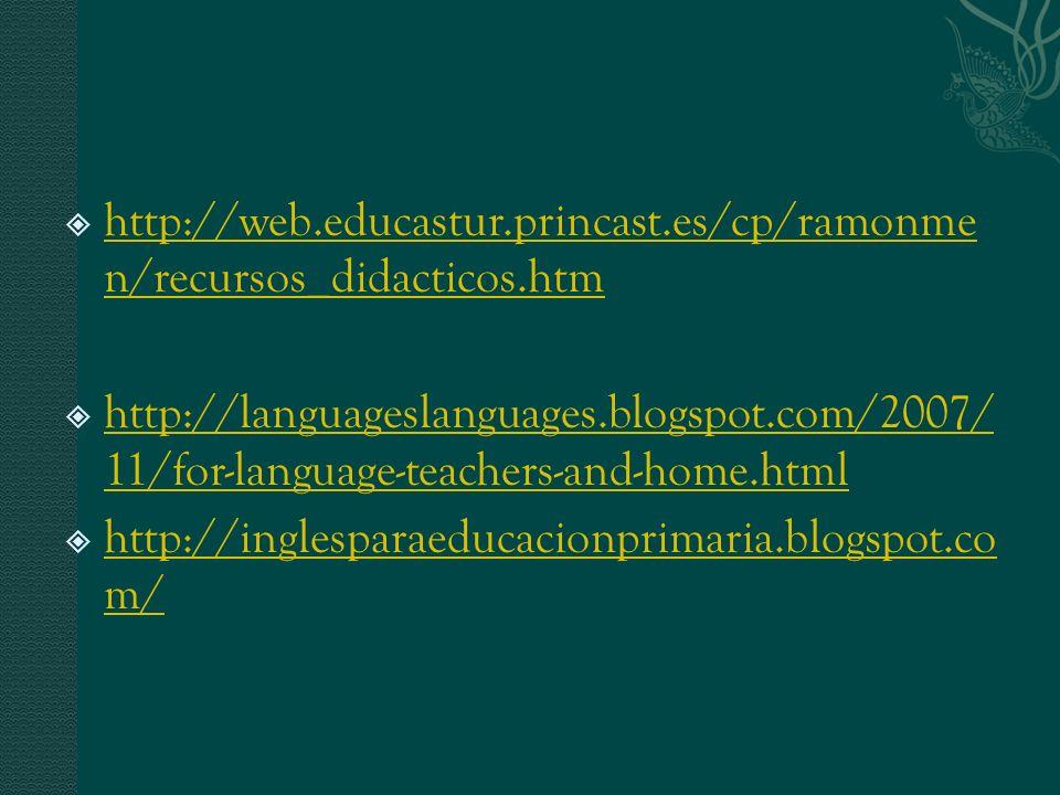 http://web. educastur. princast. es/cp/ramonmen/recursos_didacticos
