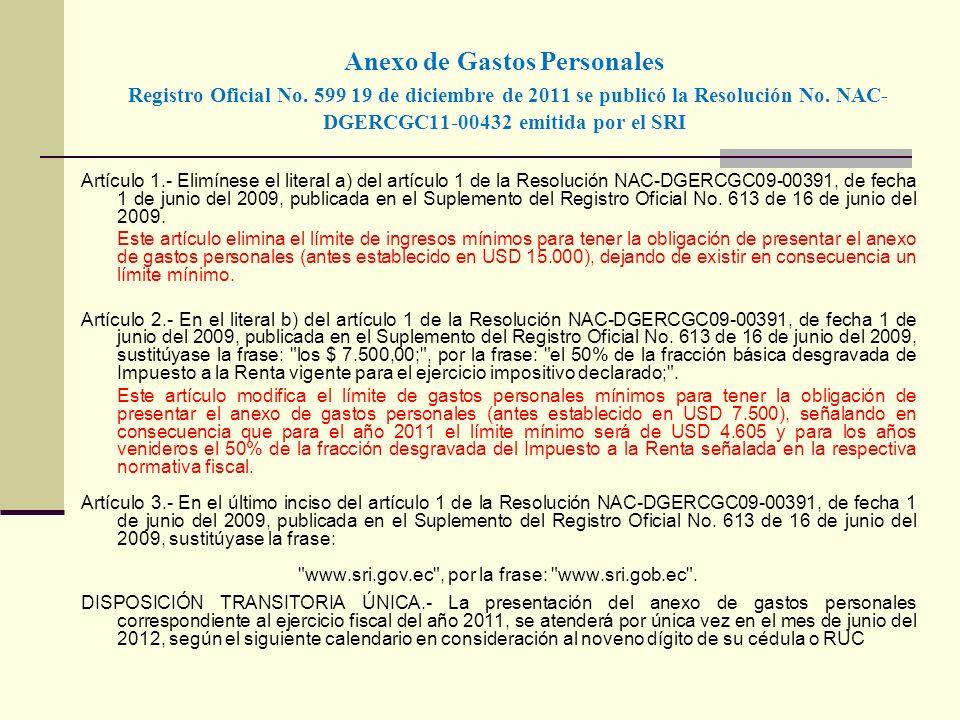 www.sri.gov.ec , por la frase: www.sri.gob.ec .