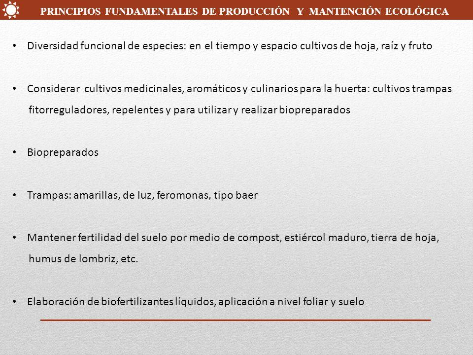 fitorreguladores, repelentes y para utilizar y realizar biopreparados