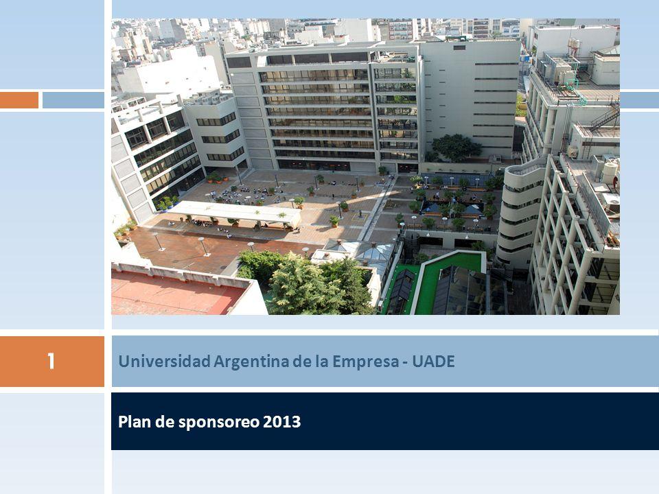 Universidad Argentina de la Empresa - UADE