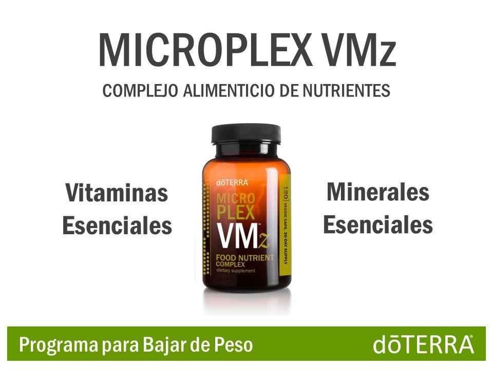 COMPLEJO ALIMENTICIO DE NUTRIENTES