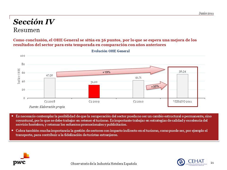 Junio 2011 Sección IV Resumen.