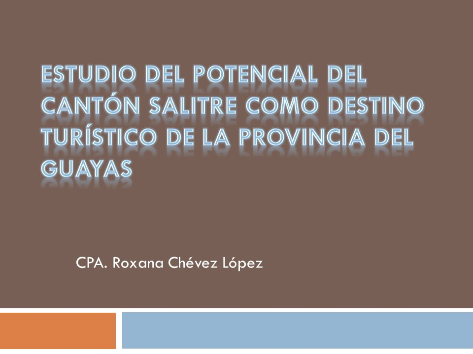 CPA. Roxana Chévez López