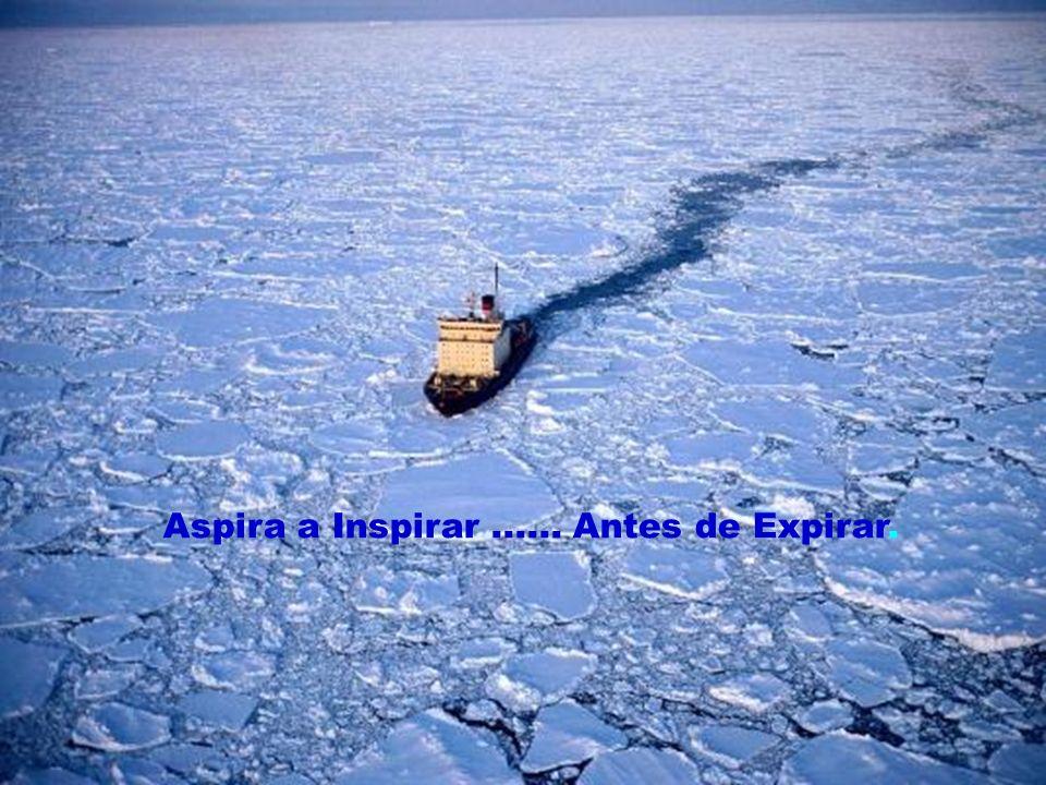 Aspira a Inspirar ...... Antes de Expirar.