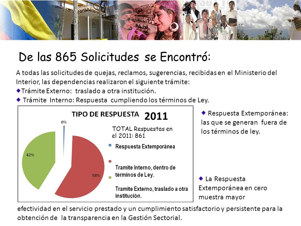Ministerio del interior rep blica de colombia ppt descargar for Transparencia ministerio del interior