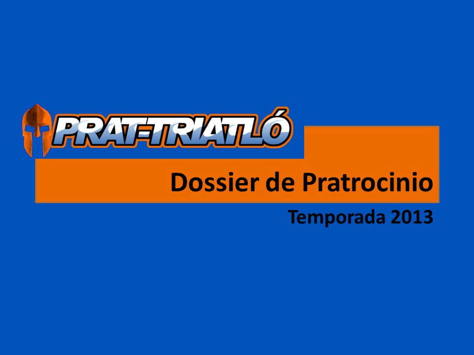 Dossier de Pratrocinio