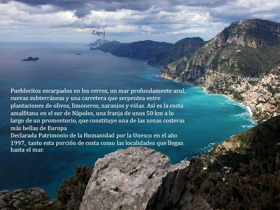 Capri Positano.