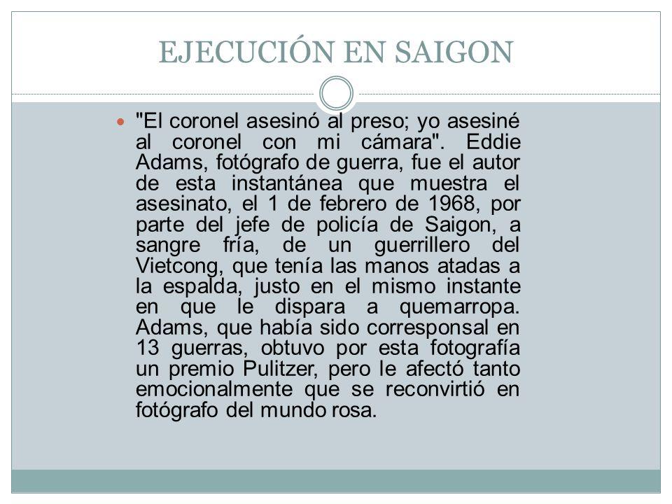 EJECUCIÓN EN SAIGON