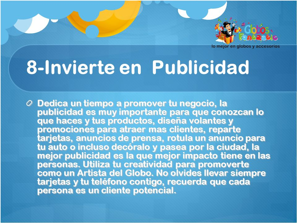 8-Invierte en Publicidad