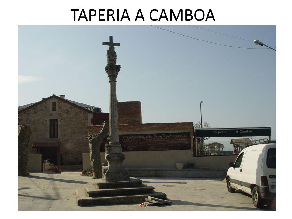 TAPERIA A CAMBOA