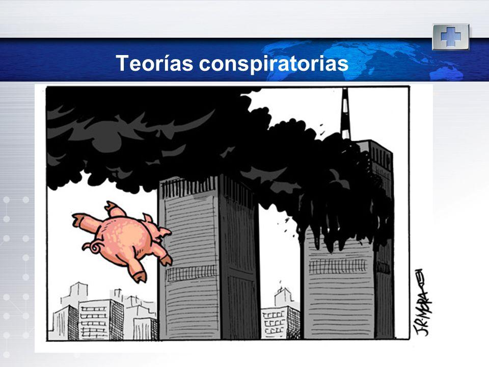 Teorías conspiratorias