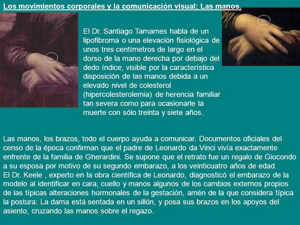 Los movimientos corporales y la comunicación visual: Las manos.