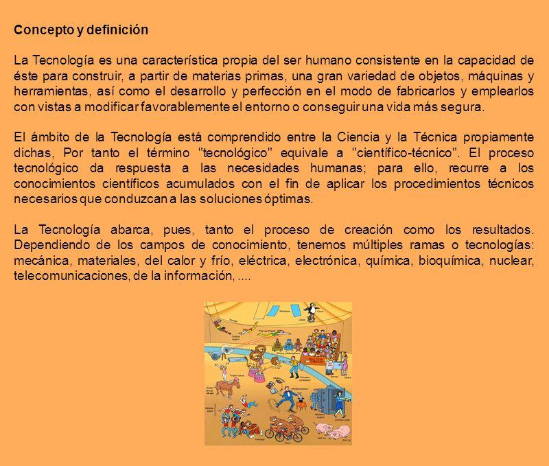 Concepto y definición