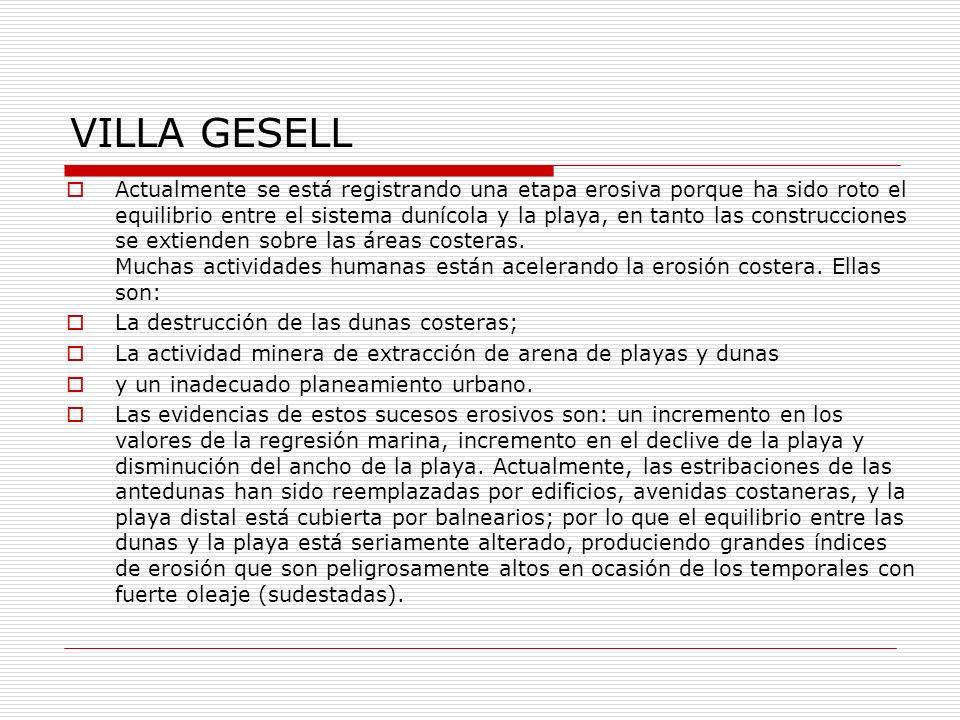 VILLA GESELL
