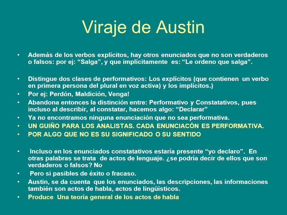 Viraje de Austin