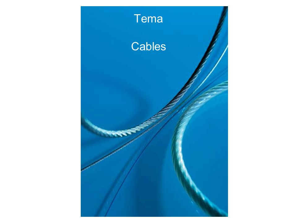 Tema Cables
