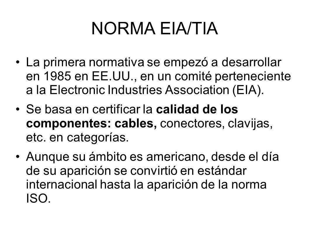 NORMA EIA/TIA