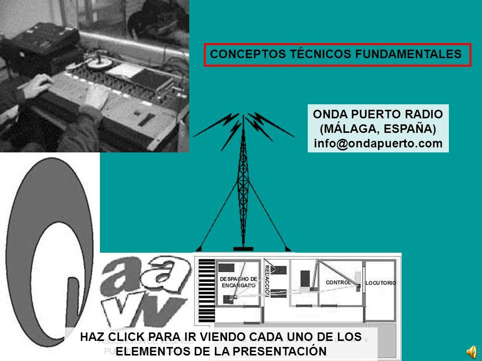 HAZ CLICK PARA IR VIENDO CADA UNO DE LOS ELEMENTOS DE LA PRESENTACIÓN