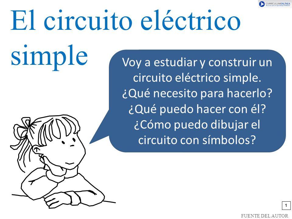 El circuito eléctrico simple