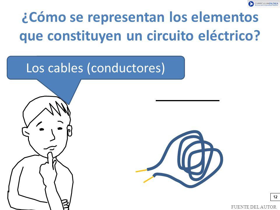 Los cables (conductores)