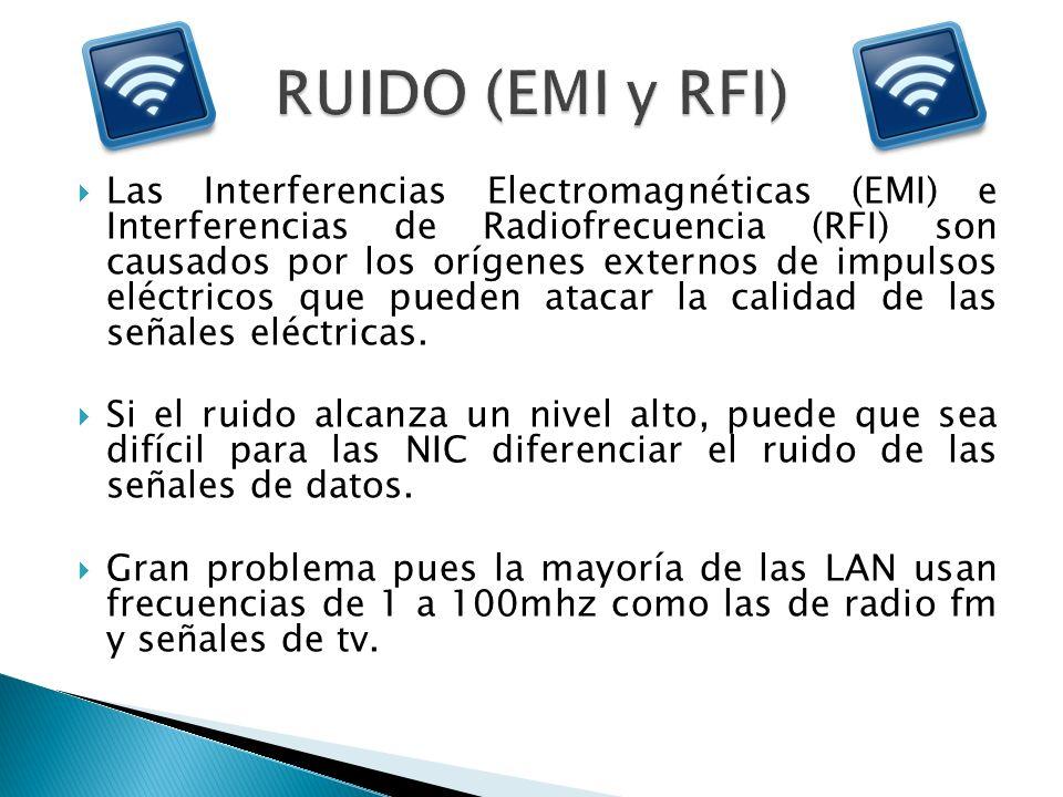 RUIDO (EMI y RFI)