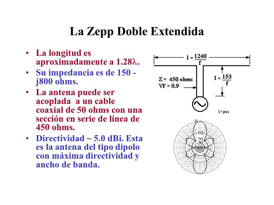 La Zepp Doble Extendida