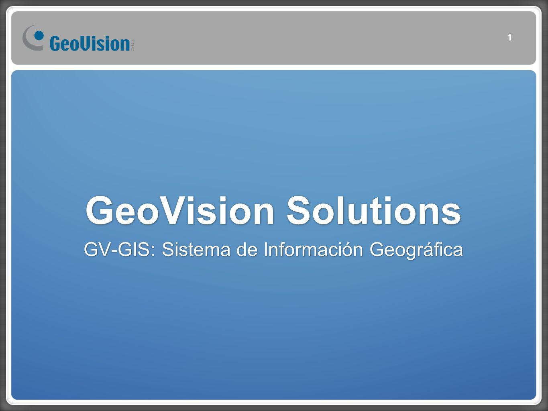 GV-GIS: Sistema de Información Geográfica