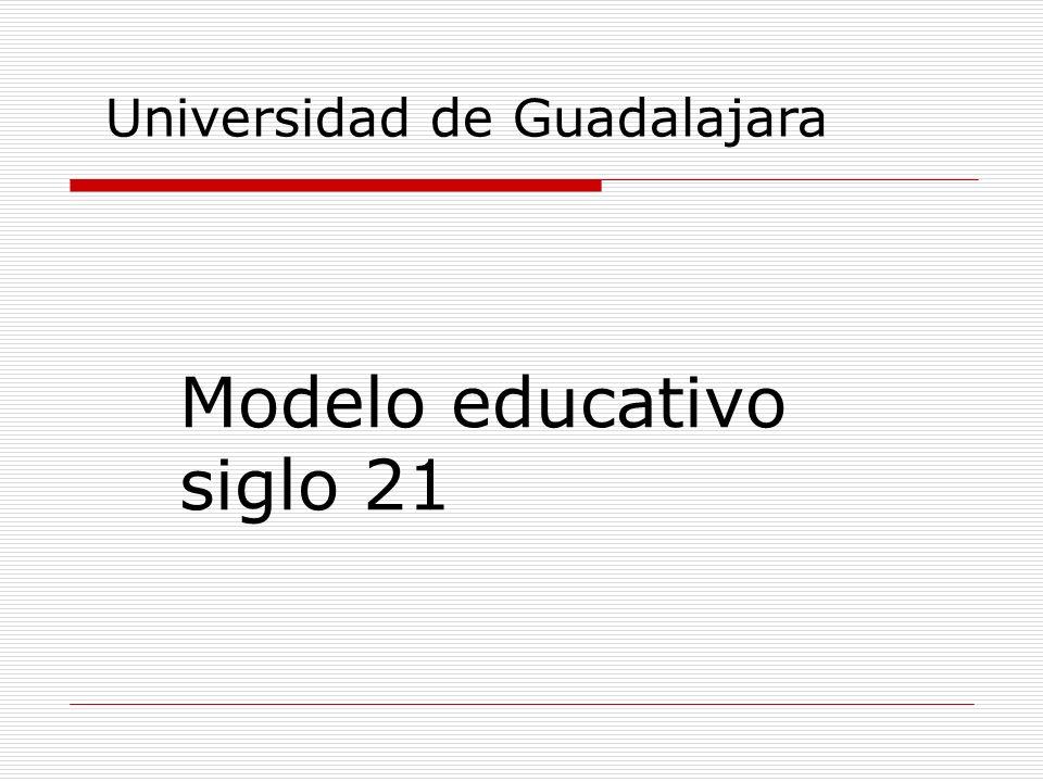 Modelo educativo siglo 21