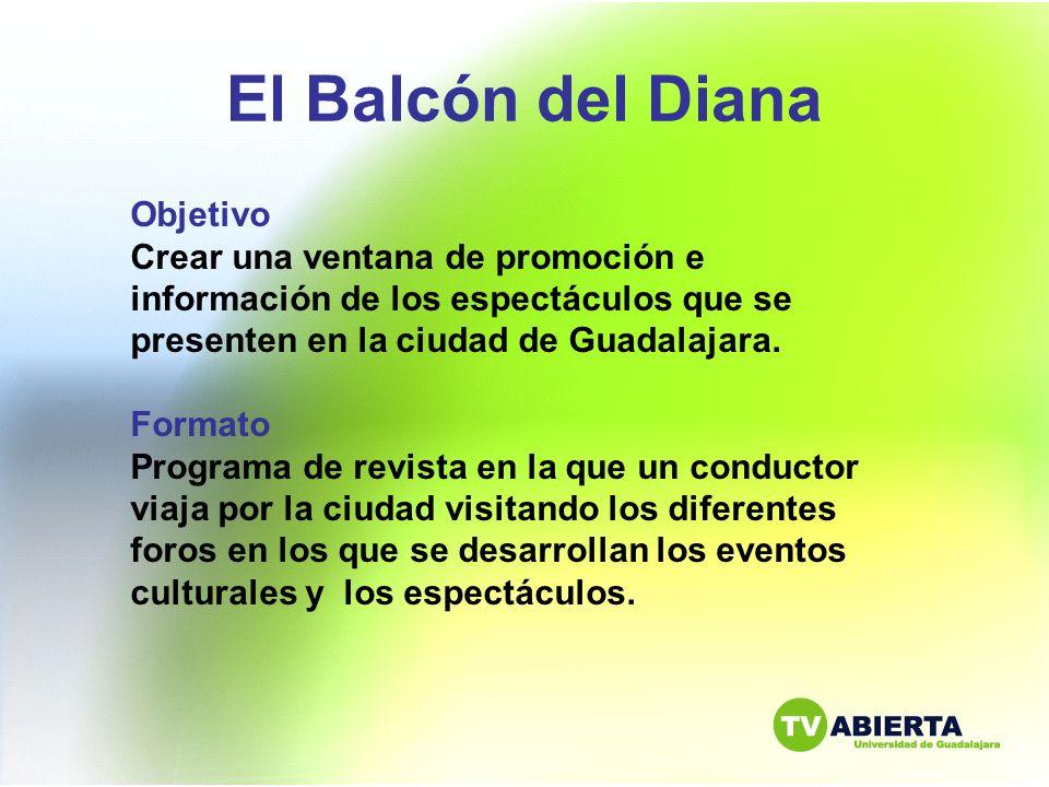 El Balcón del Diana Objetivo