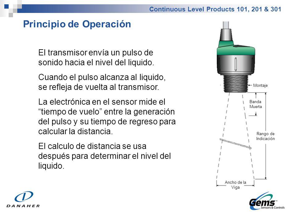 Ventajas de los Sensores Ultrasónicos